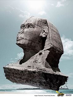 Komatsu wheel loader: Sphinx