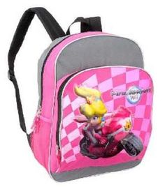 super mario princess peach backpack - Google Search