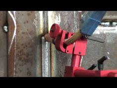 Tig Welding Stainless Steel - Walking the Cup vs TIG Finger - YouTube