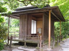 Dreams Japanese Tea House Or Chashitsu