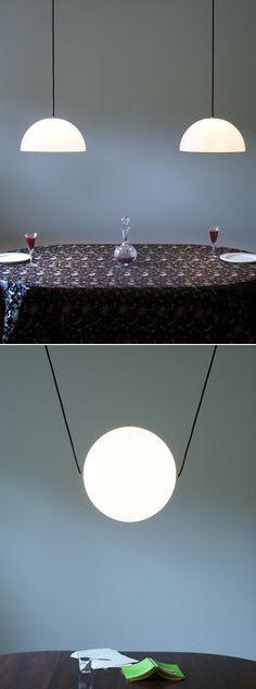 The ball of lights by Johannes Hemann