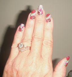 Sally Hansen tattoo nails