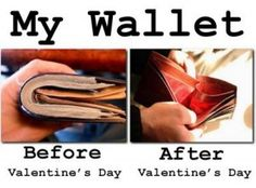"This image, taken off the iPhone App ""Mobile Apps for Valentines Day"" portrays a Popular Culture issue relating to gender roles. The first thing most people will notice in this picture is the size of the wallet before and after, which successfully establishes a relationship between valentines day & consumerism. However, if you look closely at the hand(s) holding the wallet you can see that they are masculine, indicating that men are the ones who are expected to do all the purchasing on…"