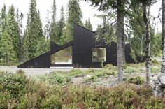 Dwell - The Vindheim Cabin: Snowbound in Norway