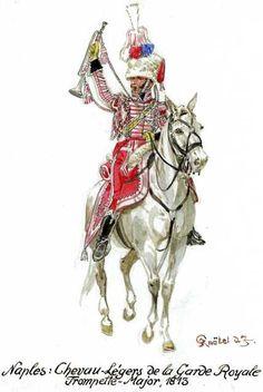 Tromba dei cavalleggeri del regno di Napoli
