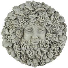 Bacchus Plaque, whitestone