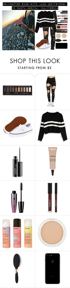 """Untitled #1160"" by natalia-viana-gtl ❤ liked on Polyvore featuring Forever 21, Vans, Chicwish and MAC Cosmetics"