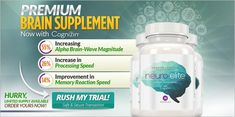 Neuro Elite improved performance in higher brain function, focus, concentration, and memory using clinically tested all natural ingredients.  - http://neuro-elite.net/