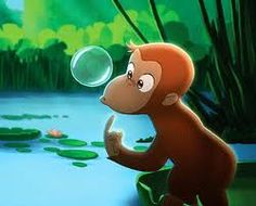Yes, Curious George does inspire me. forever curious <3