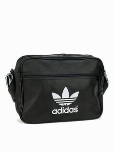 Airliner Adicol - Adidas Originals - Black/White - Vesker - Tilbehør - Kvinne - Nelly.com