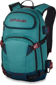 38b7ce2bff91e Dakine Heli Pro Backpack  The Dakine Helix Pro snow pack is technically  deigned and performance driven to help you ride your best.