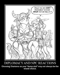 D&D Demotivators