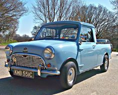 Speedwell Mini pick up
