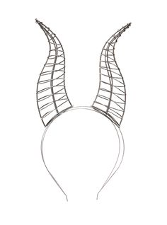 Disney Maleficent Wire Horn Headband | Hot Topic