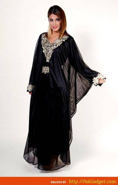 photo of Colored Abayas 2015 2016 for Beautiful Girls
