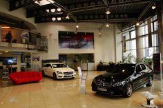 New Mercedes E Class - amazing design!