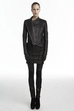 Helmut Lang Fall 2009 Ready-to-Wear Collection Slideshow on Style.com