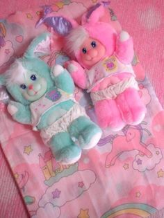 Magic Nursery Pets Angel Princess 90s Toys Vintage Stuff Stuffed