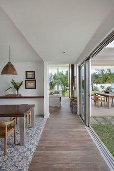 Casa de praia com toques de modernidade f8fd396320dd
