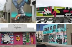 Uncover these 52 epic Brisbane street art murals dotted across the city Murals Street Art, Mural Art, Brisbane City, Best Street Art, Tasmania, Australia Travel, Places To Go, Explore, Mood