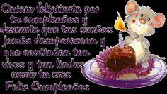 Hermosas Tarjetas Gif Para Desear Un Feliz Cumpleaños Con Hermosos Mensajes Para Dedicar Y Compartir en Este Hermoso Día, Que Dios Los Bendiga Feliz Dia   Tarjetitas Cristianas Gratis