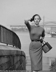 New York Fashion in the 1950s — Блог о моде