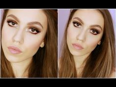 Too Faced Sweet Peach Palette Valentine's Day Makeup Tutorial on Pale Skin! A subtle and seductive date night makeup look that is easy to recreate, and looks. Peach Palette Looks, Date Night Makeup, Valentines Day Makeup, Evening Makeup, Sweet Peach, Photo Makeup, Pale Skin, Best Makeup Products, Makeup Looks