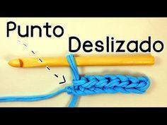 #Punto #Deslizado (corrido) a #Crochet   #PatronesValhalla