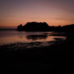Sept îles - http://www.sebastiencaverne.fr/sept-iles/ #Baden, #Bretagne, #Morbihan, #SeptÎles, #Sunset, #Visitgolfe