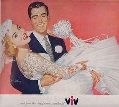 ♥♥♥  Dicas e inspirações para uma noiva retrô Uma das melhores coisas do casamento é você poder dar a ele a sua cara, a cara do seu noivo, usar e abusar do seu gosto e da personalidade dos dois ... http://www.casareumbarato.com.br/dicas-e-inspiracoes-para-uma-noiva-retro/