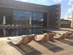 Na piscina do Monverde - Wine Experience Hotel © Viaje Comigo