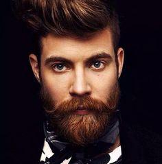Hair Beard Men Style