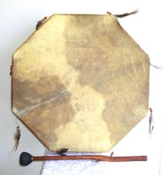 Tamburo Sciamanico Tribale 50cm