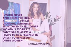 Michelle Monaghan #inspo #quotes
