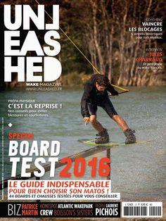Board test 2016 -  Unleashed - Numéro 2