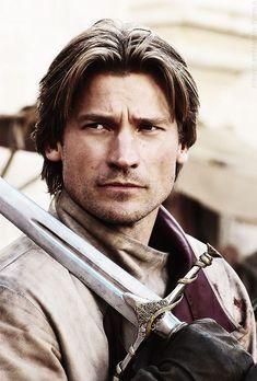 Game of Thrones (series 2011 - ) Starring: Nikolaj Coster-Waldau as Jaime Lannister.
