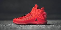 The Air Jordan 32 Just Made Its Debut With The Rosso Corsa Colorway