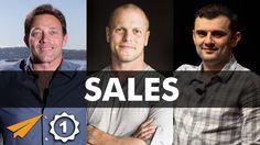 Top 10 SALES Techniques for Entrepreneurs - #OneRule