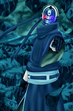 """Obito's Mangekyō Sharingan allows him to perform a space–time ninjutsu. It create gateway to another dimensional space, which he can move all or parts of his body between at will. This grants Obito two distinct abilities: teleportation and what is best described as """"intangibility"""". More specialised application of the teleportation, where he sends only parts of his body to the other dimension so that he can pass through objects or, objects can pass through him"""