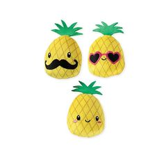 Pet Shop, Pineapple, Tropical, Pets, Mini, Crinkles, Toy, Studio, Paper