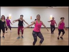 """Despacito"" Reggaeton Zumba Mind and Body Strong - YouTube"