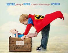 Big brother superhero