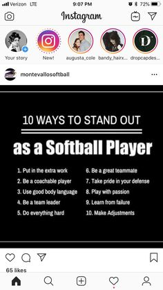 So true college scouts see these things Softball Chants, Softball Rules, Softball Workouts, Softball Problems, Softball Pitching, Softball Coach, Girls Softball, Fastpitch Softball, Softball Players