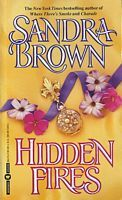 Hidden Fires by Sandra Brown