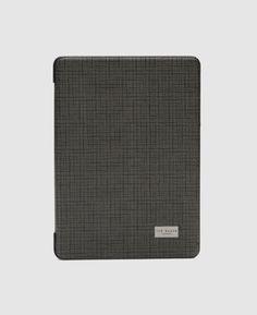 Cross grain iPad case Black ....