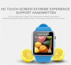 Sport Watch-Two-way calling-support ios & Android smartphones/ Blue tooth/fashional Smart Watch Discounted Smart Gear discountsmarttech...