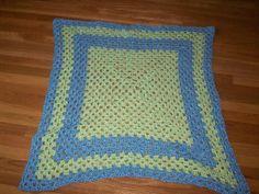 Custom Handmade Baby Blanket