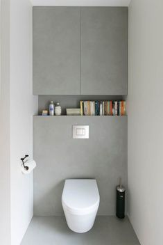 Small bathroom storage 678495500092641660 - When choosing a color scheme for your bathroom, keep in mind your overall style. Properly selected colors emphasize a refreshing bathroom atmosphere. Bathroom Design Small, Bathroom Colors, Bathroom Interior Design, Modern Bathroom, Bathroom Ideas, Colorful Bathroom, Modern Toilet Design, Small Toilet Design, Nature Bathroom
