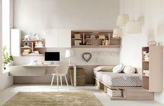 дневник дизайнера: Современная мебель для подростка Doimo CityLine