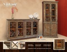 artisan home furniture by international furniture direct llc - Artisan Home Decor